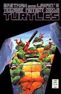 Cover Thumbnail for Teenage Mutant Ninja Turtles (Mirage, 1984 series) #16