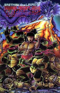 Cover Thumbnail for Teenage Mutant Ninja Turtles (Mirage, 1984 series) #18