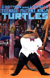 Cover for Teenage Mutant Ninja Turtles (Mirage, 1984 series) #23