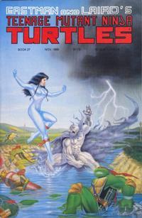 Cover Thumbnail for Teenage Mutant Ninja Turtles (Mirage, 1984 series) #27