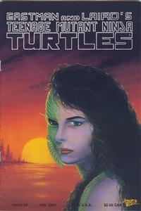 Cover Thumbnail for Teenage Mutant Ninja Turtles (Mirage, 1984 series) #28