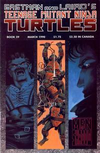 Cover Thumbnail for Teenage Mutant Ninja Turtles (Mirage, 1984 series) #29