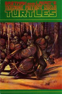 Cover for Teenage Mutant Ninja Turtles (Mirage, 1984 series) #31