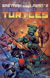 Cover Thumbnail for Teenage Mutant Ninja Turtles (Mirage, 1984 series) #33