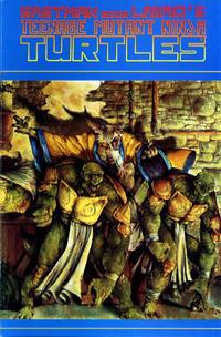 Cover Thumbnail for Teenage Mutant Ninja Turtles (Mirage, 1984 series) #35