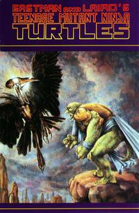 Cover Thumbnail for Teenage Mutant Ninja Turtles (Mirage, 1984 series) #36