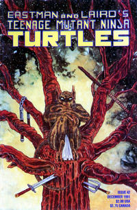 Cover Thumbnail for Teenage Mutant Ninja Turtles (Mirage, 1984 series) #42