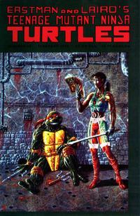 Cover Thumbnail for Teenage Mutant Ninja Turtles (Mirage, 1984 series) #44