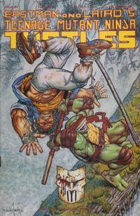 Cover Thumbnail for Teenage Mutant Ninja Turtles (Mirage, 1984 series) #49