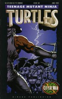 Cover Thumbnail for Teenage Mutant Ninja Turtles (Mirage, 1984 series) #60