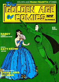 Cover Thumbnail for Golden Age of Comics Special (New Media Publishing, 1982 series)
