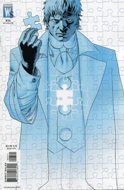 Cover for Planetary (DC, 1999 series) #26