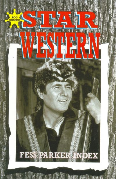 Cover for Star Western (Avalon Communications, 2000 series) #6