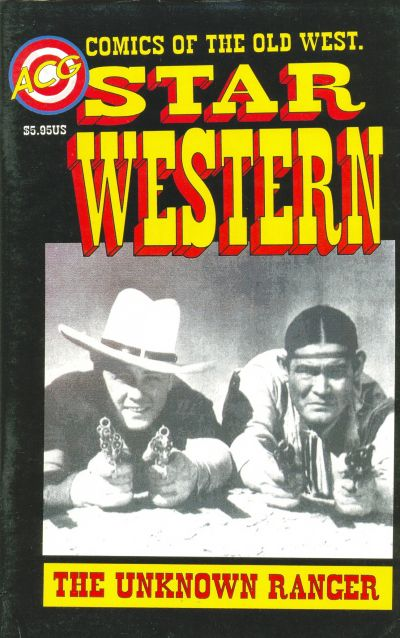 Cover for Star Western (Avalon Communications, 2000 series) #7