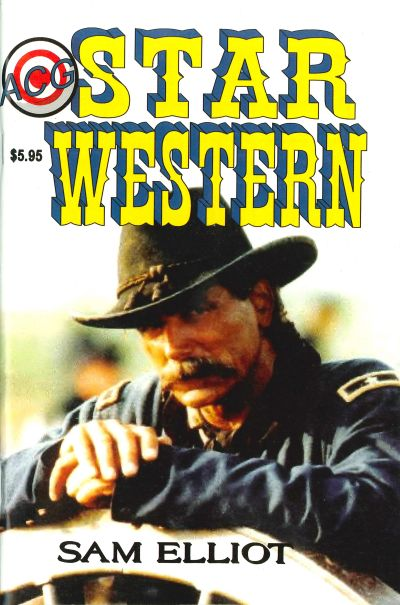 Cover for Star Western (Avalon Communications, 2000 series) #9