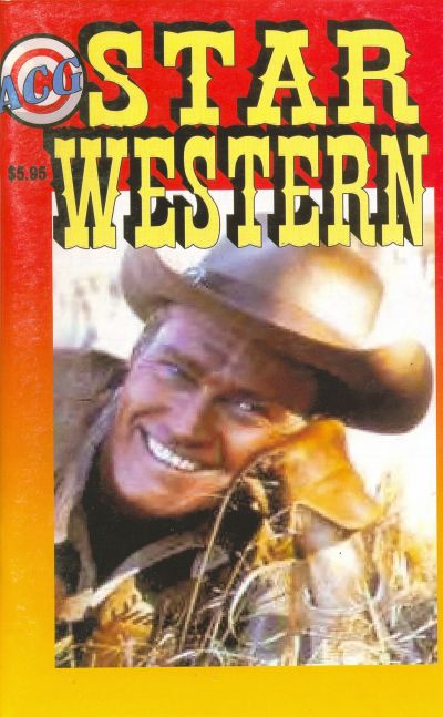 Cover for Star Western (Avalon Communications, 2000 series) #10