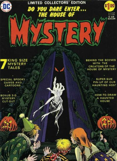 Cover for Limited Collectors' Edition (DC, 1972 series) #C-23