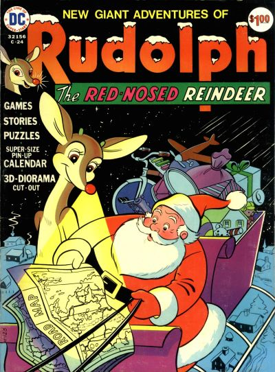 Cover for Limited Collectors' Edition (DC, 1972 series) #C-24