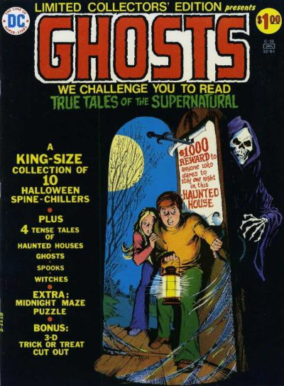 Cover for Limited Collectors' Edition (DC, 1972 series) #C-32