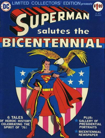 Cover for Limited Collectors' Edition (DC, 1972 series) #C-47