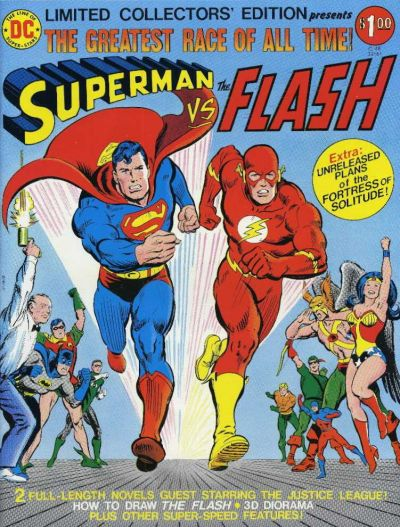 Cover for Limited Collectors' Edition (DC, 1972 series) #C-48