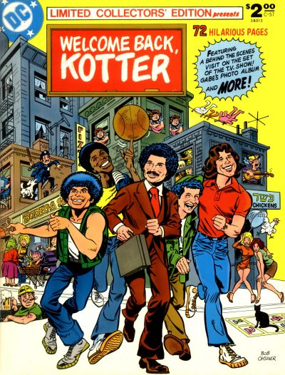 Cover for Limited Collectors' Edition (DC, 1972 series) #C-57