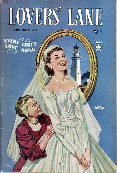 Cover for Lovers' Lane (Lev Gleason, 1949 series) #11