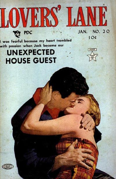 Cover for Lovers' Lane (Lev Gleason, 1949 series) #20