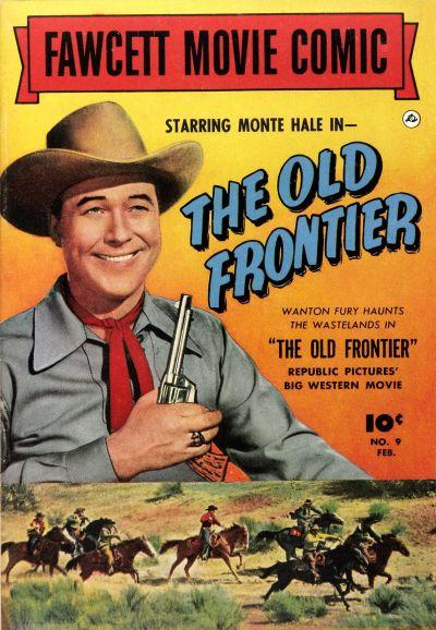 Cover for Fawcett Movie Comic (Fawcett, 1950 series) #9