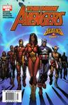Cover Thumbnail for New Avengers (2005 series) #7 [Newsstand]