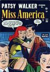 Cover for Miss America (Marvel, 1953 series) #51
