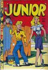 Cover for Junior [Junior Comics] (Fox, 1947 series) #10