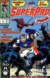 Cover for NFL Superpro (Marvel, 1991 series) #1 [Direct]