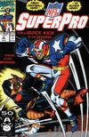 Cover for NFL Superpro (Marvel, 1991 series) #2 [Direct]