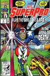 Cover for NFL Superpro (Marvel, 1991 series) #4 [Direct]
