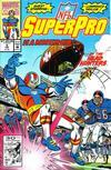Cover for NFL Superpro (Marvel, 1991 series) #5 [Direct]