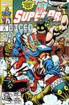 Cover for NFL Superpro (Marvel, 1991 series) #6 [Direct]
