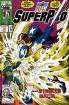 Cover for NFL Superpro (Marvel, 1991 series) #12