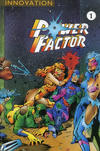 Cover for Power Factor (Innovation, 1990 series) #1
