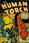 Cover for The Human Torch (Superior Publishers Limited, 1948 series) #32
