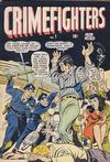 Cover for Crimefighters Comics (Bell Features, 1948 series) #1