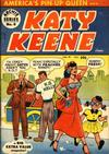 Cover for Katy Keene Comics [Archie Series] (Bell Features, 1949 ? series) #8