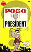 Cover for Pogo for President (Crest Books, 1964 series) #S708