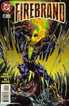 Cover for Firebrand (DC, 1996 series) #2