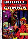 Cover for Double Comics (Gilberton, 1940 series) #1940 [Mad Mong]