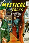 Cover for Mystical Tales (Marvel, 1956 series) #8