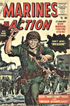 Cover for Marines in Action (Marvel, 1955 series) #1