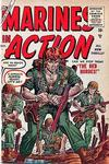 Cover for Marines in Action (Marvel, 1955 series) #3