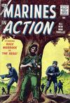 Cover for Marines in Action (Marvel, 1955 series) #9