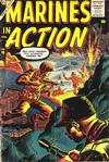 Cover for Marines in Action (Marvel, 1955 series) #10